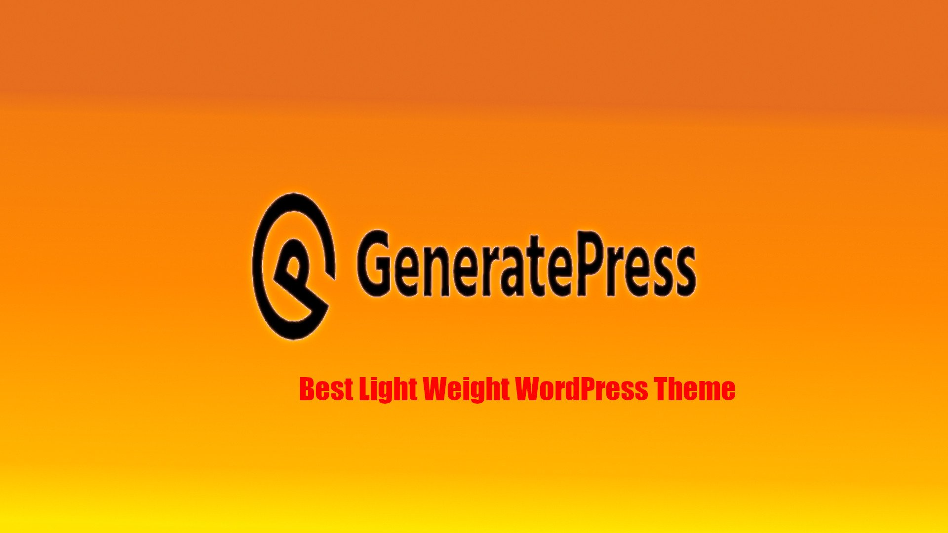 Best Lightweight WordPress Theme 2021